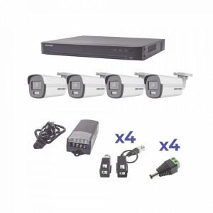 Kh1080p4bc Hikvision KIT COLORVU TURBOHD 1080p / D