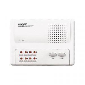 Kic308 Syscom Sistema De Intercomunicador Manos Li