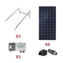 Kit3bdm600mono Eco Green Energy Group Limited Kit