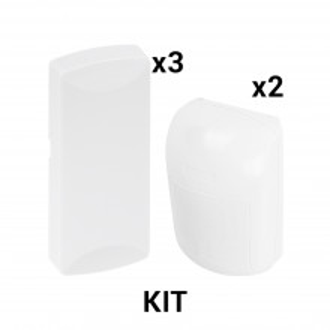 Kitrfsfire1 Sfire KIT Basico Sensores Inalambricos