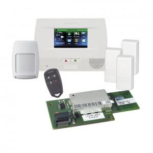 L5210pkk1 Honeywell Panel De Alarma Autocontenido