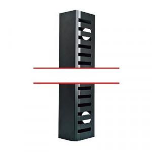 Lpcv24s Linkedpro Kit Organizador Vertical De Cable Sencillo Para