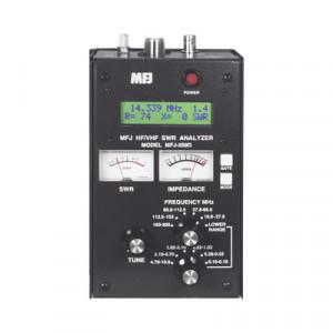 MFJ259D Mfj Analizador de Antena en rango de 0.53