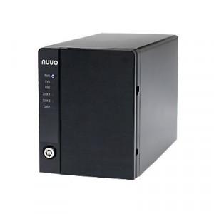 Ne2020 Nuuo NVR Mini2 De 2 Canales IP puede Crece