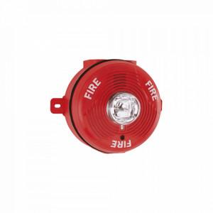 Pc2rk System Sensor Sirena Con Lampara Estroboscop