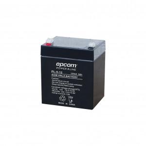 Pl512 Epcom Powerline Bateria Con Tecnologia AGM/V