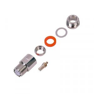 Rfu5201e Rf Industriesltd Conector UHF Hembra SO