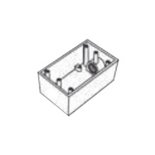 Rr0505 Rawelt Caja Rectangular De 1/2 12.7 Mm T