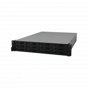 Rs2418plus Synology Servidor NAS Para Rack De 12 B