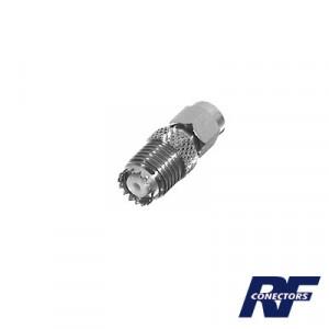 Rsa3450 Rf Industriesltd Adaptador En Linea De C