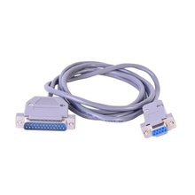 S3080369b71 Syscom Cable Interfaz Remoto RS232 Para R2600 DB25M A