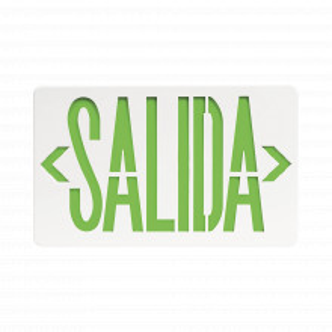 Sf820x Sfire Letrero LED De SALIDA Universal Con A
