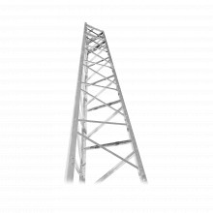 Tryt88t200box Trylon Torre Autosoportada De 88ft