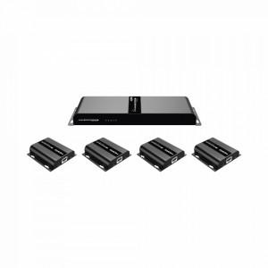 Tt314hdbitt Epcom Titanium Kit 1080p Divisor HD
