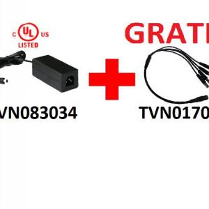TVN083045 SAXXON SAXXON PSU1205DPAQD - Paquete de