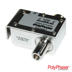 Vhf50hnma Polyphaser Protector Coaxial RD De Banda