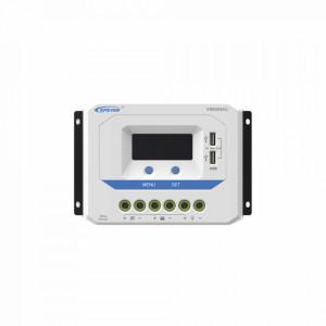 Vs6024au Epever Controlador Solar De Carga PWM 12/