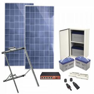 Wi5poe28 Epcom Powerline Kit Solar Witek De 28 W C