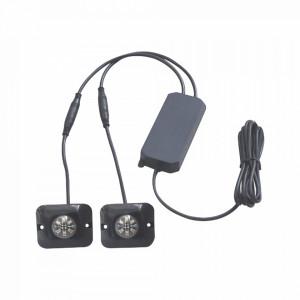 X12a Epcom Industrial Signaling Par De Lamparas Ul
