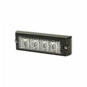 X3704b Ecco Luz Auxiliar Serie X3704 4 LEDs Ultra