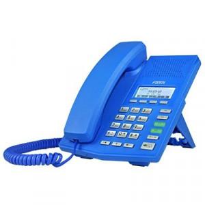 X3bl Fanvil Telefono IP Soho Color Azul Para 2 Lin
