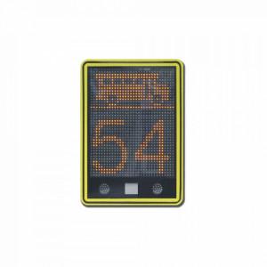 Xradarledg Accesspro Radar De Velocidad De 3 Digit