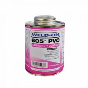 60518l Cresco Pegamento Para PVC 1/8 LT 60518l