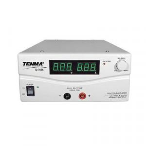 727655 Tenma Fuente Variable De 1 A 15 Vcd 60 A.