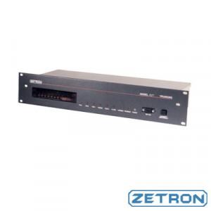 9019636 Zetron Controlador Trunking MPT-1327 Mod. 807 Monositio
