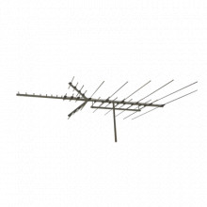 AJHD Tx Pro Antena logaritmica para TV digital 50