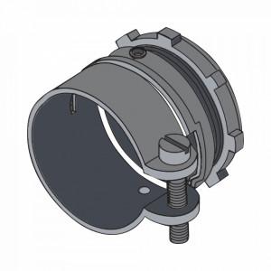Ancfxr34 Anclo Conector Recto Para Tubo Flexible D