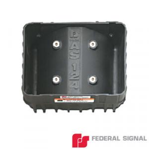 As124 Federal Signal Bocina 100 Watts De Potencia