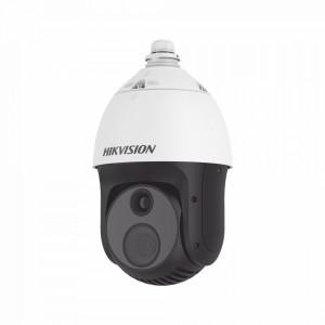 Ds2td423725v2 Hikvision PTZ IP Dual / Lente Termic