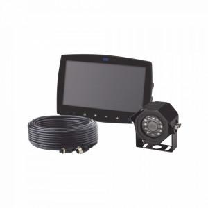 Ec7000qk Ecco Kit Basico De Monitor Y Camara Para