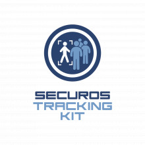 Iftksd Iss Deteccion De Humo TRACKING KIT De Secur