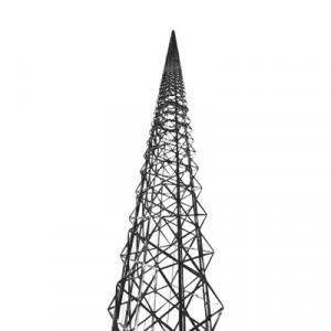 ISOT60AS Isotruss Torre de Fibra de Carbono 18.2 m