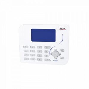 Klr500 Pima Teclado Programador Ultradelgado Compa