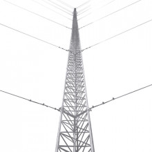 KTZ45E039 Syscom Towers Kit de Torre Arriostrada d