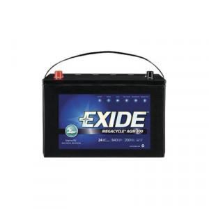 MC31 EXIDE Bateria Exide Tecnologia de AGM Marina