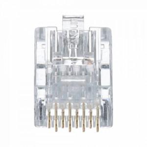 Mp588l Panduit Plug RJ45 Cat5e Para Cable UTP De