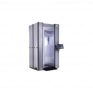 Mw1000aa Nuctech Sistema De Escaneo Corporal Por O