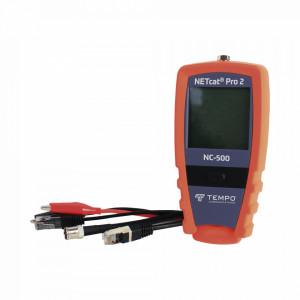 Nc500 Tempo Probador Profesional Para Cable UTP S