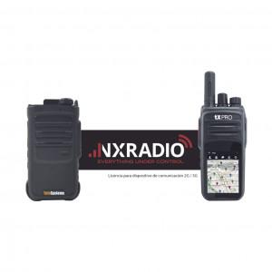 Nxradioterminal Nxradio Licencia Anual NXRadio Par