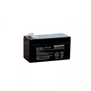 Pl1212 Epcom Powerline Bateria Con Tecnologia AGM