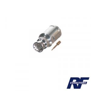 Rfb11011en Rf Industriesltd Conector BNC Macho De