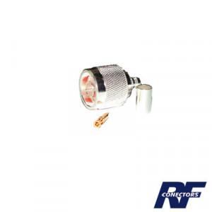 Rfn10072sx Rf Industriesltd Conector N Macho De A