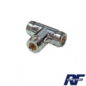 Rfn10111 Rf Industriesltd Adaptador De Triple Con
