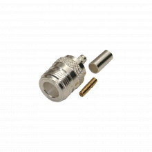 Rfn1029sx Rf Industriesltd Conector N Hembra De