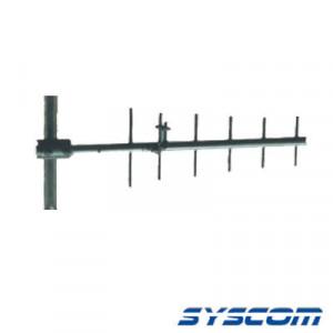 Sd5006 Syscom Antena Base UHF Direccional Rango De Frecuencia 4