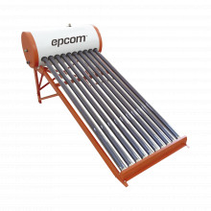Stelpwh90 Epcom Boiler Solar De Baja Presion Con 9